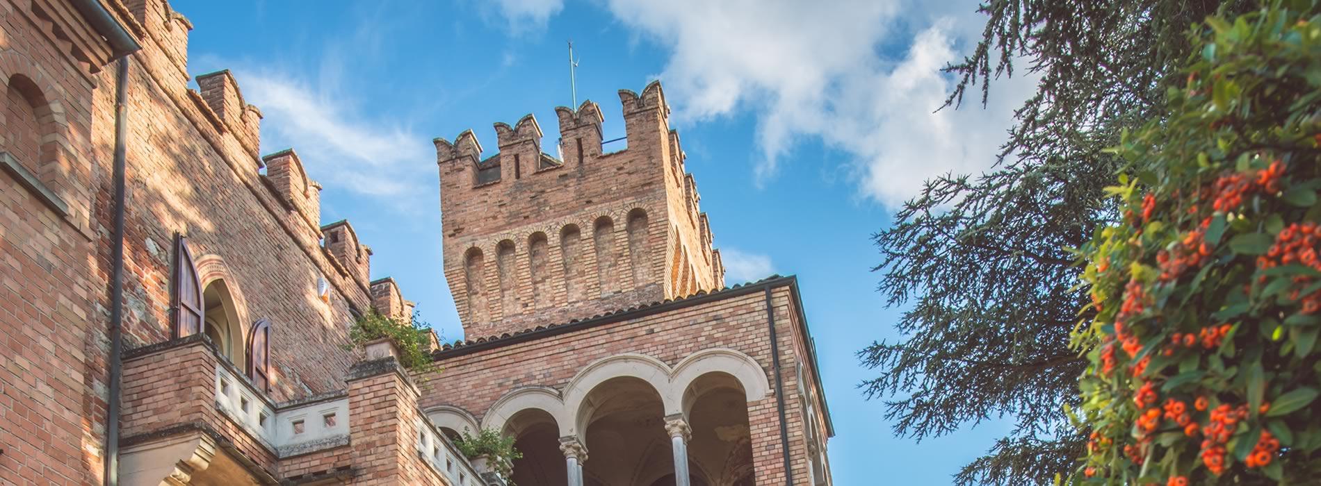 Castello di Mornico Losana, Oltrepò pavese, Pavia - 4