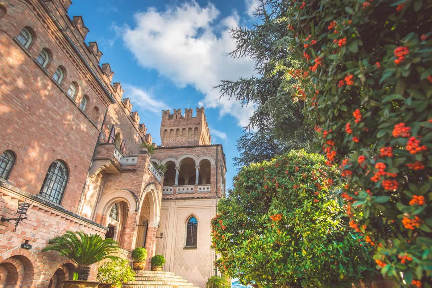 Castello di Mornico Losana, Oltrepò pavese, Pavia - 1