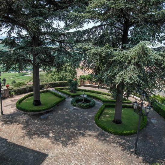 Castello di Mornico Losana, Oltrepò pavese, Pavia - 5